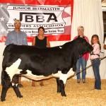 Junior Champion Showman – Emily Marek, Edna, Texas