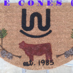PINECONES Ranch Mat